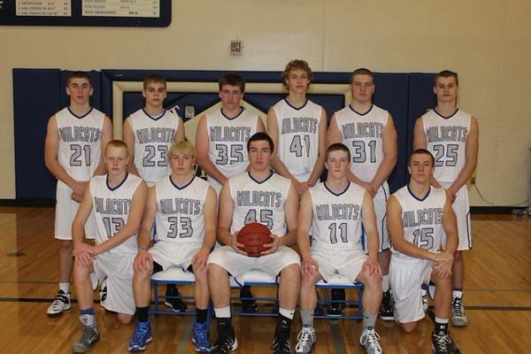 West Lyon boys basketball 2014-2015