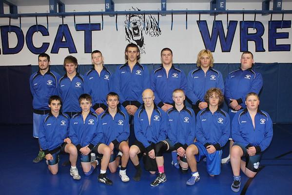 West Lyon wrestling 2014-2015